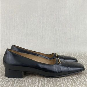 👑 GUCCI VINTAGE LOAFERS 💯AUTHENTIC